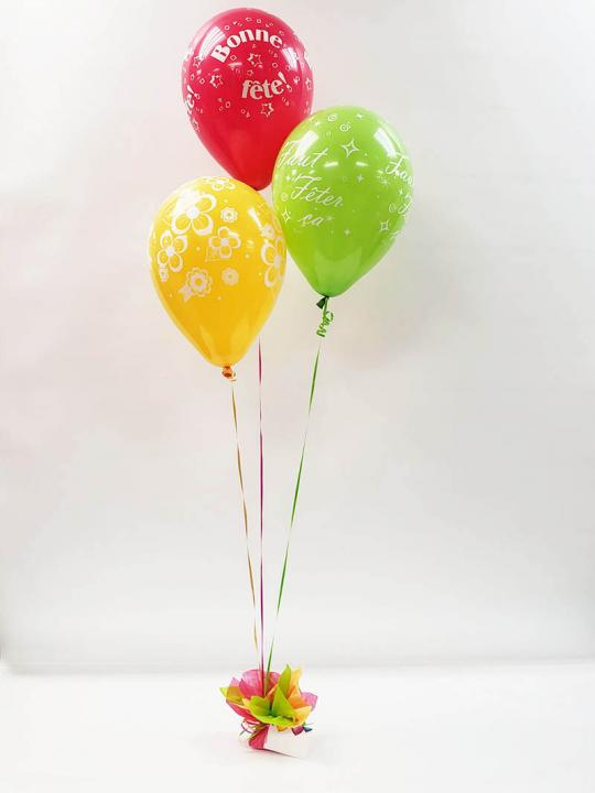 Bouquet de ballons BB-065