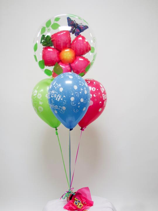 Bouquet de ballons BB-001