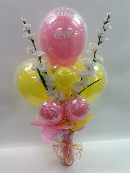Bouquet de ballons BB-015