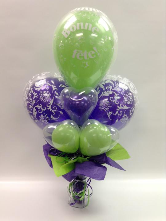 Bouquet de ballons BB-017