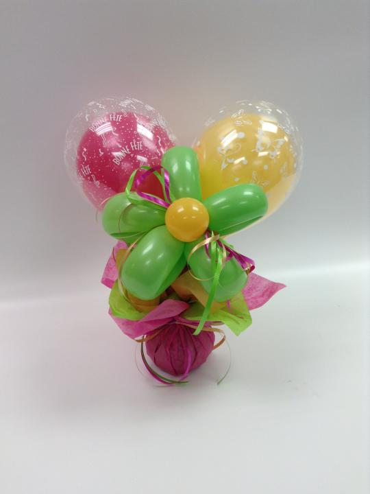 Bouquet de ballons BB-018