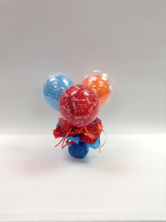 Bouquet de ballons BB-019