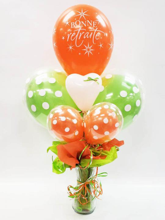 Bouquet de ballons BB-042