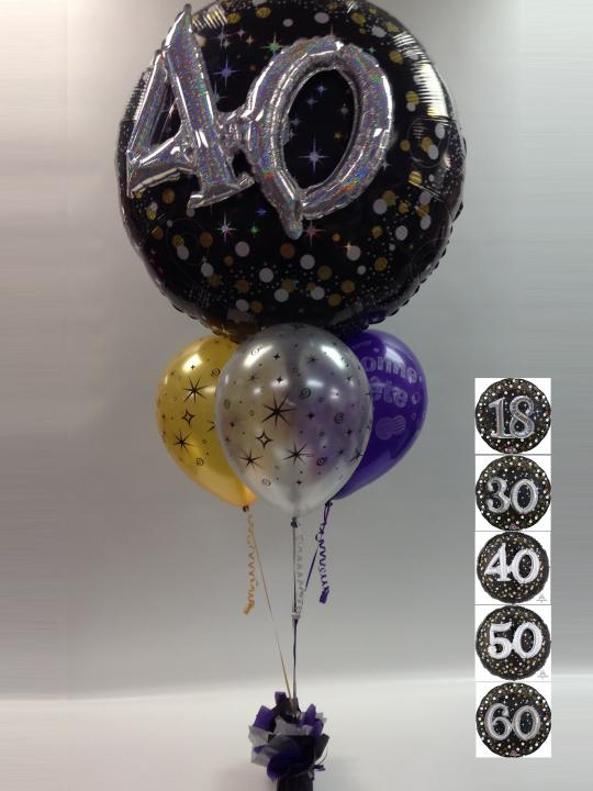 Bouquet de ballons BB-008