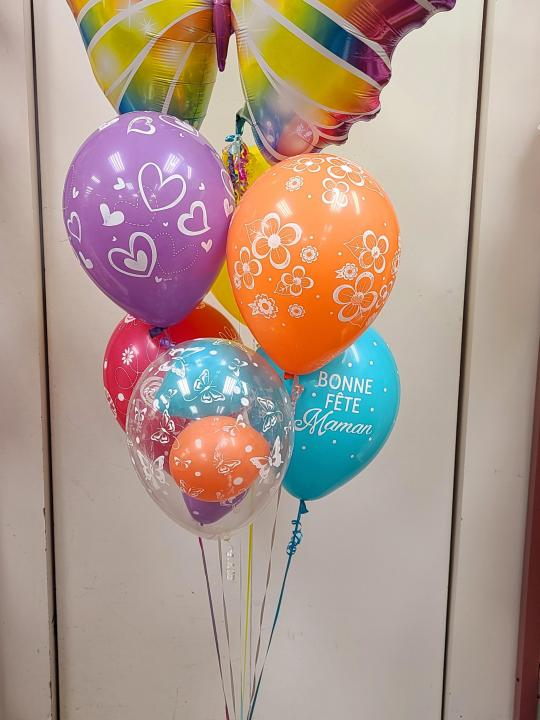 Arrangement de ballon FM029
